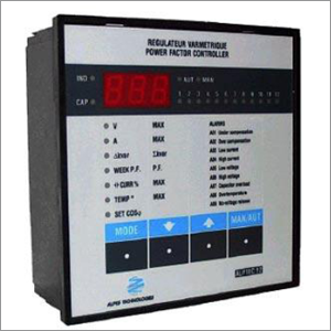 Intraco Indonesia Alpes Technology Power Factor Controller